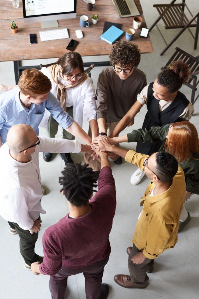 Bringing different people together